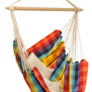 Amazonas - Basil Hanging Chair - Rainbow (AZ-2030290)
