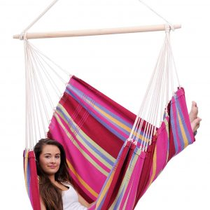 Amazonas - Basil Hanging Chair - Grenadine (AZ-2030130)