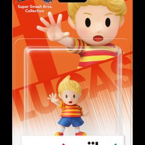 Nintendo Amiibo Figurine Lucas (Super Smash Bros.)