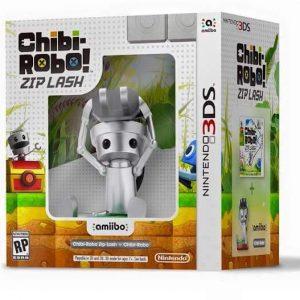 Chibi-Robo!: Zip Lash + Amiibo bundle