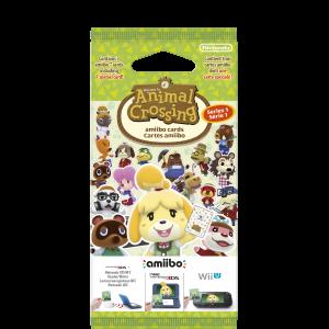 Animal Crossing: Happy Home Designer amiibo Card Pack
