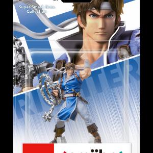 Amiibo Richter Belmont (Super Smash Bros. Collection)