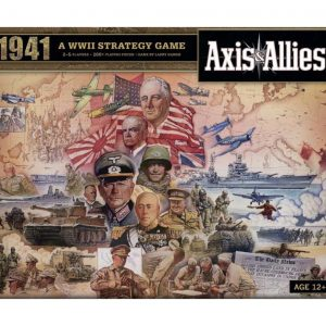 Axis & Allies 1941 - Boardgame (English)