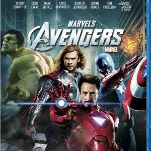 Marvel's The Avengers (Blu-Ray)