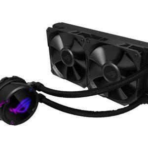 Asus - ROG Strix LC 240 all-in-one liquid CPU cooler