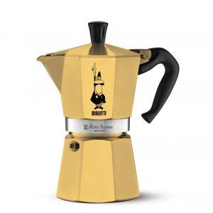 Bialetti - Moka Express 6 Cup - Gold (5176)