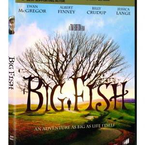 Big Fish - En Stor Dvd