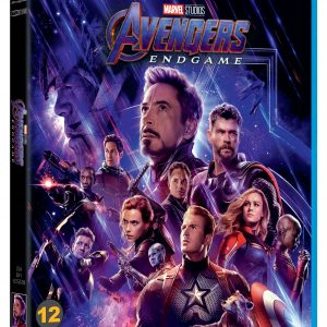 Avengers Endgame 2-Disc - Blu ray