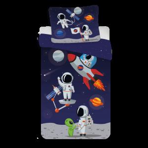 Bed Linen - Adult Size 140 x 200 cm - Astronaut (1000344)
