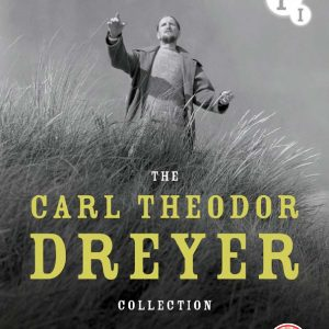 Carl Theodor Dreyer Collection (11 movies)(Blu-ray)
