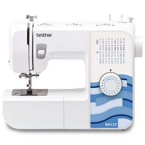 Brother - RH137 Sewing Machine