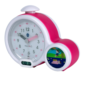 Claessens Kids - Kid'Sleep - Clock - Pink