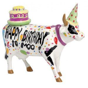 CowParade - Happy Birthday To moo! - Medium (92825)