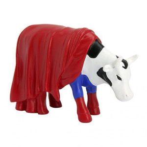 CowParade - Super Cow - Small (46513)