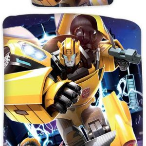 Bed Linen - Adult Size 140 x 200 cm - Transformers (1028001)