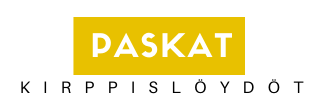 paskat kirppislöydöt logo