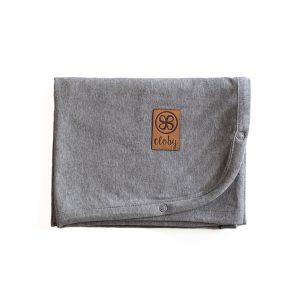 Cloby - UV-Blanket, Grey