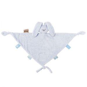 Nattou - Big Cuddling Cloth - Light Blue
