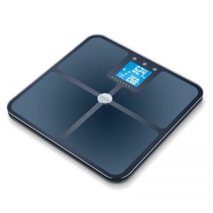 Beurer - BF950S Black Body Analysis Weight - Bluetooth - 5 Years Warranty