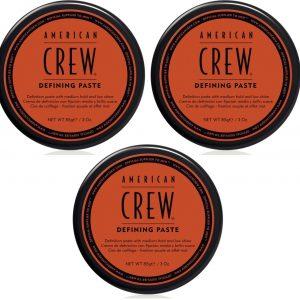American Crew - 3x Defining Paste 85 gr.