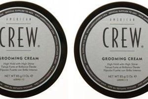 American Crew - 2x Grooming Cream 85 gr.