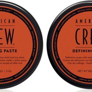 American Crew - 2x Defining Paste 85 gr.