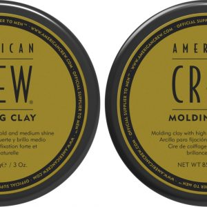 American Crew - 2x American Crew - Molding Clay 85 gr.
