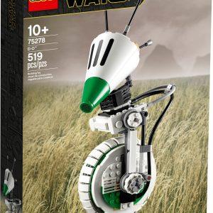LEGO Star Wars - D-O (75278)