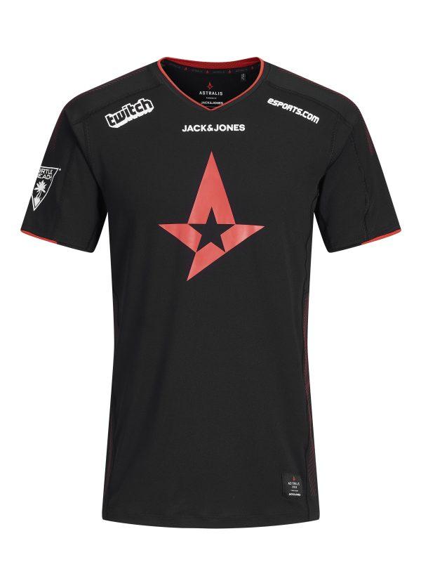 Astralis Merc Official T-Shirt SS 2019 - XXL