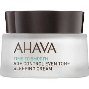 AHAVA - Age Control Even Tone Sleeping Cream 50 ml