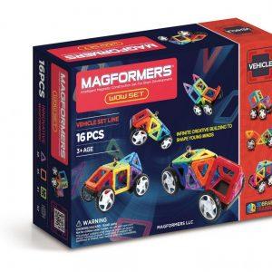 Magformers - Wow Set - 16 pcs (3012)