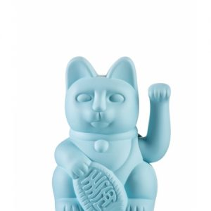 Donkey - Lucky Cat Maneki-Neko - Blue (330432)
