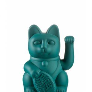 Donkey - Lucky Cat Maneki-Neko - Green (330433)