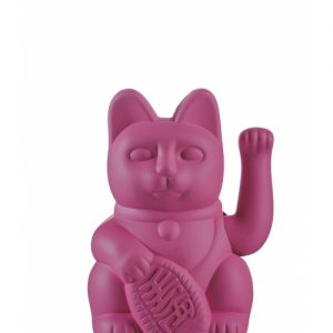 Donkey - Lucky Cat Maneki-Neko - Pink (330434)