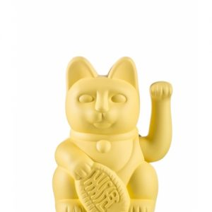 Donkey - Lucky Cat Maneki-Neko - Yellow (330431)