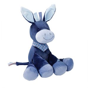Nattou - Cuddly Animal Alex Donkey 75 cm
