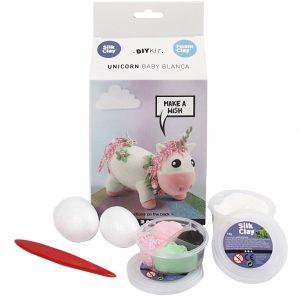 DIY Kit - Funny Friends - Unicorn - Pink (100752)