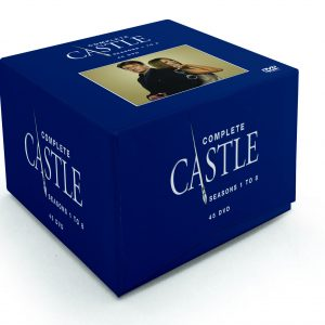 Castle Season 1-8 - Dvd