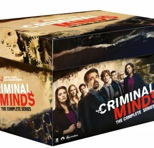 Criminal Minds complete season 1-15