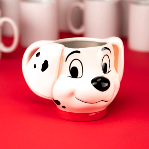 Disney - 101 Dalmatians Shaped Mug (PP6458DA)