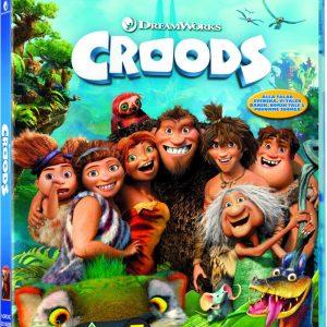 Croods, The (Blu-Ray)
