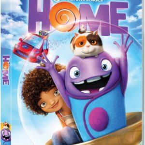 Home (2015) DVD