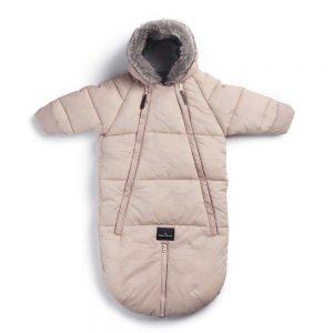 Elodie Details - Baby Overall Footmuff - Powder Pink 6-12m