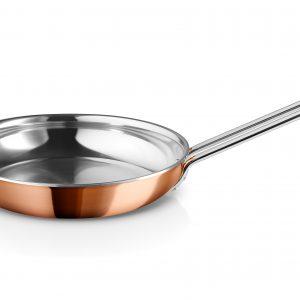 Eva Trio - Frying Pan 24 cm - Copper (271010)