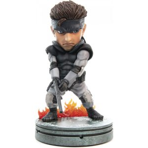 Metal Gear Solid (SD Solid Snake) 20cm PVC