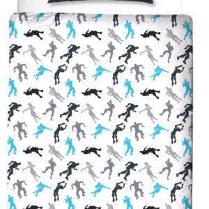 Bed Linen - Adult Size 140 x 200 cm - Fortnite (FNT037)
