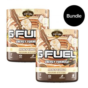 G Fuel - 2xCoffee French Vanilla - Bundle