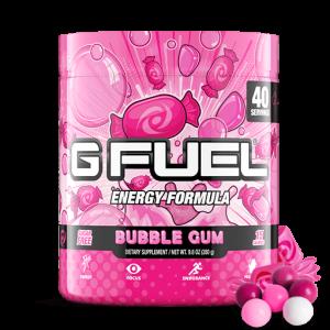 G Fuel - Bubble Gum - 40 Servings