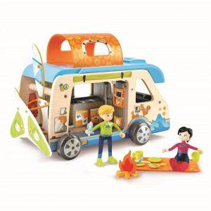 Hape - Adventure Van (3407)