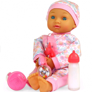 Happy Friend - Ellie Soft Doll 36cm Magnetic Functions (504214)